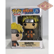 Funko Pop! Animation - Naruto Shippuden (71) Damaged Packaging Figurines
