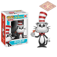 Funko Pop! Books - Dr. Seuss Cat In The Hat (Fish Bowl) (09) Figurines