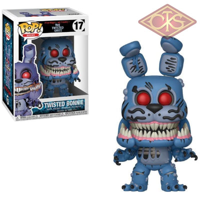 Funko Pop! Books - Five Nights At Freddys:  The Twisted Ones Bonnie (17) Figurines