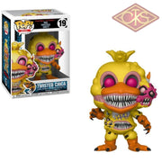 Funko Pop! Books - Five Nights At Freddys:  The Twisted Ones Chica (19) Figurines