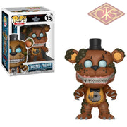 Funko Pop! Books - Five Nights At Freddys:  The Twisted Ones Freddy (15) Figurines