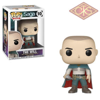 Funko Pop! Comics - Saga The Will (10) Figurines