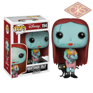 Funko Pop! Disney - The Nightmare Before Christmas Nightshade Sally (154) Figurines