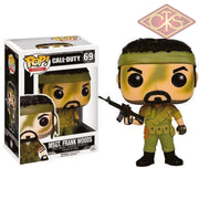 Funko Pop! Games - Call Of Duty Msgt. Frank Woods (69) Figurines