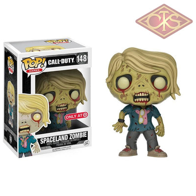 Funko Pop! Games - Call Of Duty Spaceland Zombie (148) Figurines