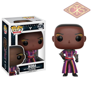 Funko Pop! Games - Destiny Ikora (236) Figurines