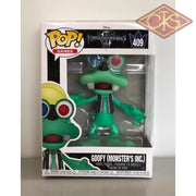 Funko Pop! Games - Disney:  Kingdom Hearts 3 Goofy (Monsters Inc.) (409) Damaged Packaging Figurines
