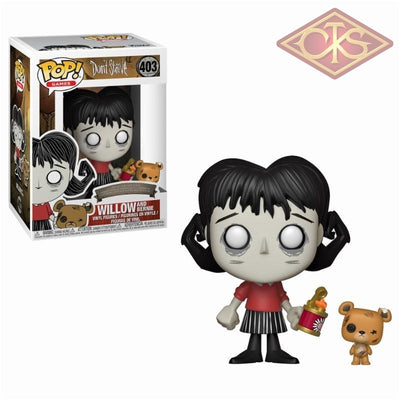 Funko Pop! Games - Dont Starve Willow & Bernie (403) Figurines