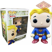 Funko Pop! Games - Fallout Vault Boy Toughness (100) Figurines