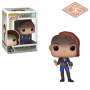 Funko Pop! Games - Fallout Vault Dweller (Female) (372) Figurines