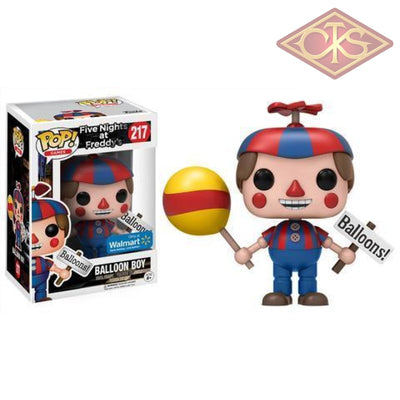 Funko Pop! Games - Five Nights At Freddys Balloon Boy (217) Exclusive Figurines