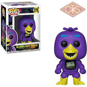 Funko Pop! Games - Five Nights At Freddys:  Blacklight Chica (379) Figurines