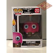 Funko Pop! Games - Five Nights At Freddys Cupcake (213) Damaged Packaging Figurines