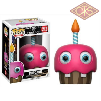 Funko Pop! Games - Five Nights At Freddys Cupcake (213) Figurines