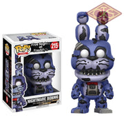 Funko Pop! Games - Five Nights At Freddys Nightmare Bonnie (215) Figurines