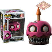 Funko Pop! Games - Five Nights At Freddys Nightmare Cupcake (218) Exclusive Figurines