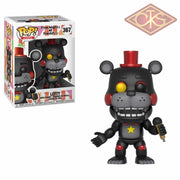 Funko Pop! Games - Five Nights At Freddys Pizza Simulator Lefty (367) Figurines