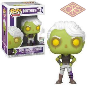 Funko POP! Games - Fortnite - Ghoul Trooper (Zombie) (613)