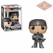 Funko Pop! Games - Gears Of War Marcus Fenix (474) Figurines