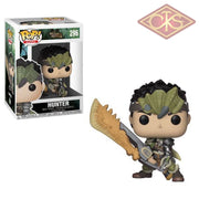 Funko Pop! Games - Monster Hunter (296) Figurines