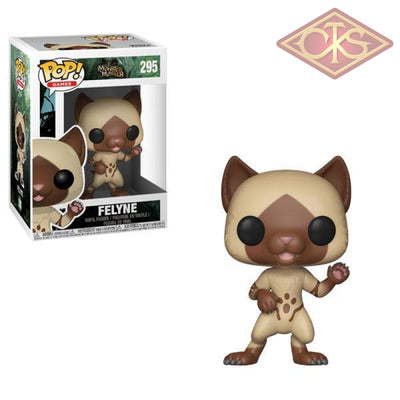 Funko Pop! Games - Monster Hunter Felyne (295) Figurines