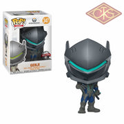 Funko Pop! Games - Overwatch S4 Genji (Carbon Fiber) (347) Exclusive Figurines