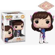 Funko Pop! Games - Overwatch S5 D. Va (491) Figurines