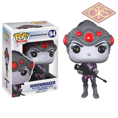 Funko Pop! Games - Overwatch Widowmaker (94) Figurines
