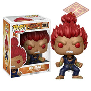 Funko Pop! Games - Street Fighter Akuma (203) Figurines