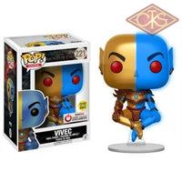 Funko Pop! Games - The Elder Scrolls Online Morrowind Vivec (Gitd) (221) Exclusive Figurines