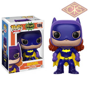 Funko Pop! Heroes - Batman Classic Tv Series Batgirl (186) Figurines