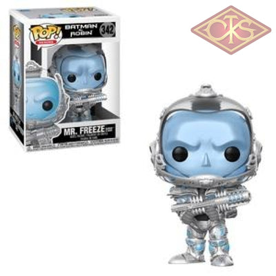 Funko POP! Heroes - Batman & Robin - Mr. Freeze (342)