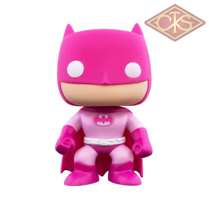Funko POP! Heroes - DC Super Heroes - Batman (Breast Cancer Awareness) (351)