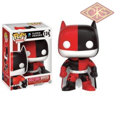 Funko Pop! Heroes - Dc Super Harley Quinn Impopster (124) Figurines