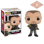 Funko Pop! Heroes - Suicide Squad Rick Flag (99) Figurines