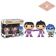 Funko Pop! Heroes - Super Wonder Twins (Exclusive) (3 Pack) Figurines