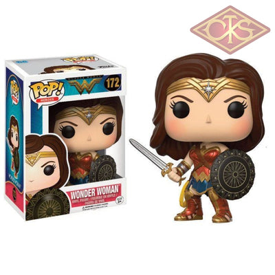 Funko Pop! Heroes - Wonder Woman (Movie) (172) Figurines