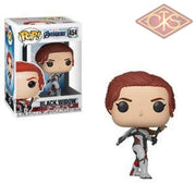 Funko Pop! Marvel - Avengers:  End Game Black Widow (454) Figurines