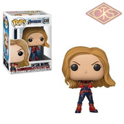Funko Pop! Marvel - Avengers:  End Game Captain (459) Figurines
