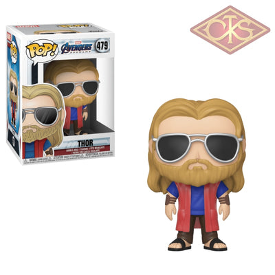 Funko Pop! Marvel - Avengers:  End Game Thor (479) Figurines