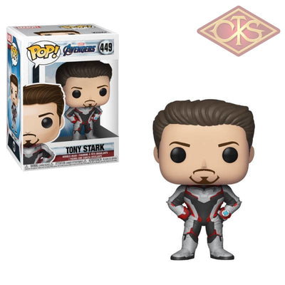 Funko Pop! Marvel - Avengers End Game Tony Stark (449) Figurines