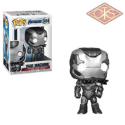 Funko Pop! Marvel - Avengers:  End Game War Machine (458) Figurines