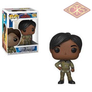 Funko Pop! Marvel - Captain Maria Rambeau (430) Figurines