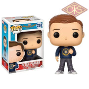 Funko Pop! Marvel - Spider-Man:  Homecoming Peter Parker (224) Figurines
