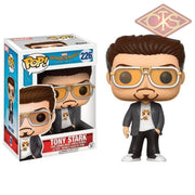 Funko Pop! Marvel - Spider-Man:  Homecoming Tony Stark (226) Figurines