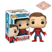 Funko Pop! Marvel - Spider-Man:  Homecoming (Unmasked) (221) Figurines