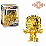 Funko Pop! Marvel (Marvel Studios 10Th Aniversary) - Guardians Of The Galaxy Star-Lord (353)