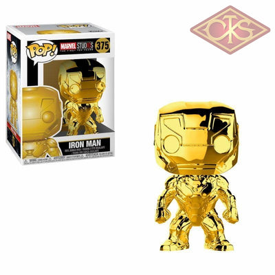 Funko Pop! Marvel (Marvel Studios 10Th Aniversary) - Iron Man (375) Figurines