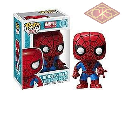 Funko Pop! Marvel - Universe Spider-Man (03) Figurines