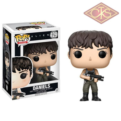 Funko POP! Movies - Alien, Covenant - Vinyl Figure Daniels (429)